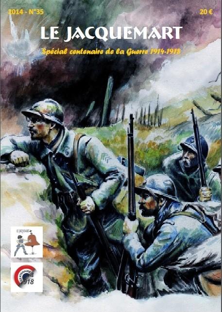 Jacquemart, spécial centenaire de la guerre de 1914-1918