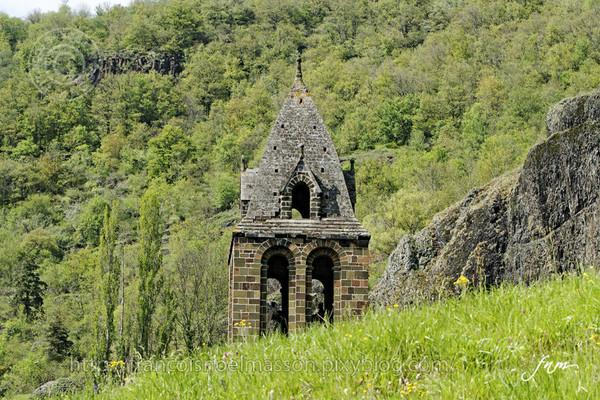 La chapelle de Sainte-Marie des Chazes _ Partie 2